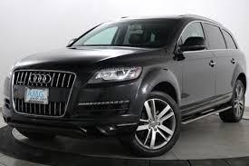 audi q7 towing package audi q7 for sale carsforsale com