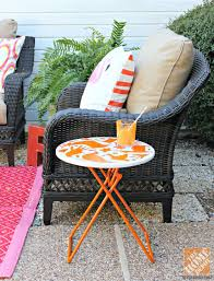 Diy Patio Coffee Table Patio Decor Ideas Colorful Poolside Seating By Cassie