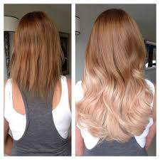 amazing hair extensions a makeover with great lengths