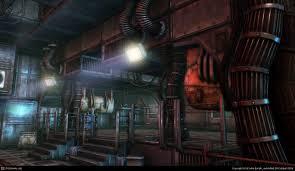 cgtalk fps game room endre barath 3d