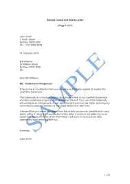 Assist Letter Of Demand Cease And Desist Letter Sle Lawpath