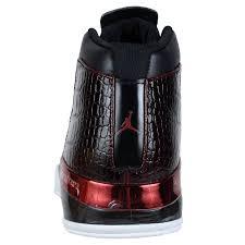 nike air jordan 17 xvii retro chicago bulls 832816 001 black red