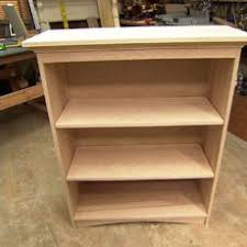 Free Woodworking Plans Bookcase by Bookcases Make The Perfect Beginner Build Everything Is Nice And