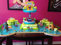 spongebob birthday cake sponge bob birthday cake nilda s party creations