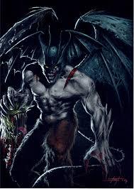 devilman devilman by lucastrati on deviantart on black paper pinterest