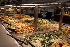 Buffet Salad Bar by Cheap Salad Hacks At Whole Foods Thrillist