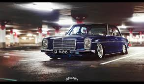 lowered mercedes w123 on the low lowered pinterest mercedes benz classic