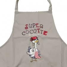 tablier de cuisine hello tablier de cuisine humoristique cocotte en cuisine gris