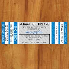 concert ticket template free admit one template admission tickets