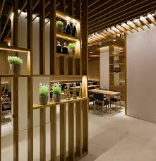 great designs from the room divider made of wood home design