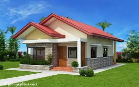 bungalow house designs 10 small home blueprints and floor plans for your budget below p1