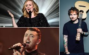 top pop artists uk artists sell a third of top 40 best selling albums worldwide