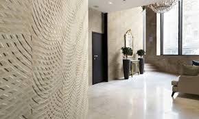 wohnraum wandgestaltung 3d wandgestaltung mit stein dekorative ideen für den wohnraum