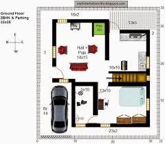 West Facing House Vastu Floor Plans My Little Indian Villa 38 R31 2bhk Duplex In 33x35 West Facing