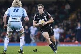 what happened to ashley beck wales centre ashley beck makes first ospreys start of the season