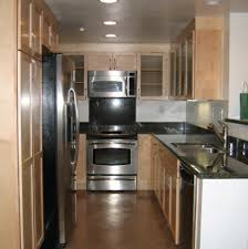 How Clean Kitchen Cabinets Kitchen Large Contemporary Kitchen Dark Brown Wood Glass L