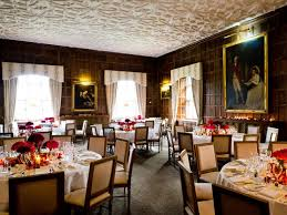 Fine Dining Waterford Gourmet Breaks Ireland Waterford Castle - Castle dining room
