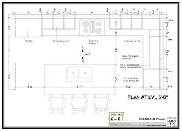 Kitchen Island Blueprints by Typical Kitchen Island Size Uk