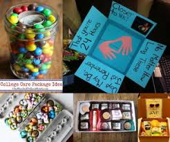 care package ideas for college students creative college care package ideas hative