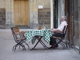Old Man In Rocking Chair The Myth Of The Lonely Old Man The Rational Male