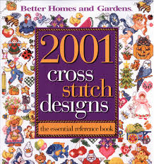 2001 cross stitch designs the essential reference book better