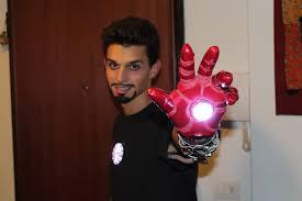iron man glove halloween costume by tonystarkitaly on deviantart