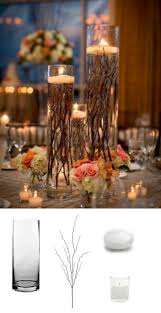 Lanterns With Flowers Centerpieces by Best 25 Diy Wedding Centerpieces Ideas On Pinterest Wedding