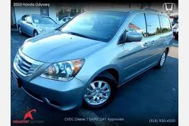 used honda odyssey vans for sale used honda odyssey for sale in sacramento ca edmunds