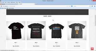 tutorial php web simple ecommerce shopping cart php mysql archives web tutorials