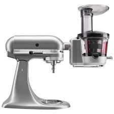 kitchenaid juicer u0026 sauce attachment mixer attachments best