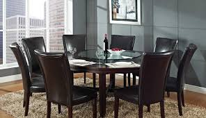 Dining Room   Seat Dining Room Sets Amazing Dining Room Sets - Round dining room tables seats 8