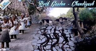 Rock Garden Chd Five Best Places Of Chandigarh The Beautiful City
