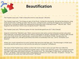 fiqh of clothing u0026 beautification in islam