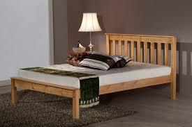 Santos Antique Pine Bed Frame Birlea Denver Bed Pine Co Uk Kitchen Home