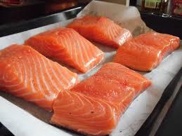 cuisine pavé de saumon pavés de saumon citron vert lait de coco chris miam miam