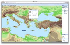 Map Of Ancient Italy by