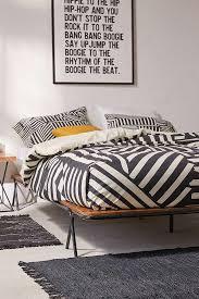 Metal Platform Bed Frames Price Metal Frame Platform Bed Urban Outfitters