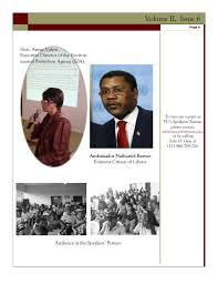 Dr Nathaniel Barnes Tu Times
