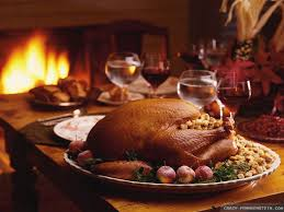 thanksgiving dinner home aide
