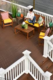 Composite Decking Brands Brand New Timbertech Deck Color From Our Tropical Collection