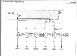 kia spectra turn signal wiring diagram kia wiring diagram for cars