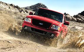 Last Year Ford Ranger Official Ford Ranger Bronco Coming Back Automobile Magazine
