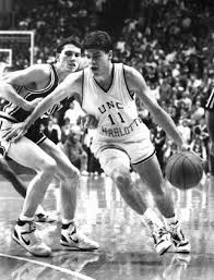 Dan Banister Unc Charlotte At Kentucky December 19 1987