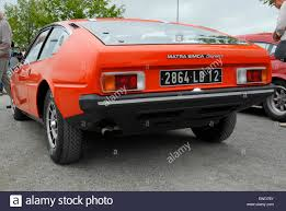 french sports cars matra simca bogheera classic french sports car stock photo