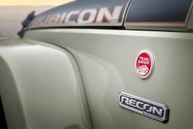 offroad jeep graphics 2017 jeep wrangler rubicon recon even more off road capability