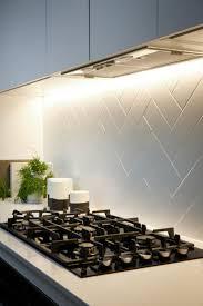 Kitchen Tile Backsplash Installation Youringbone Subway Tile Backsplash Installation On 1215x833