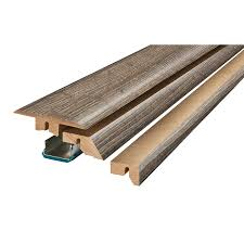 Metal Transition Strips Flooring by Shop Floor Moulding U0026 Trim At Lowes Com