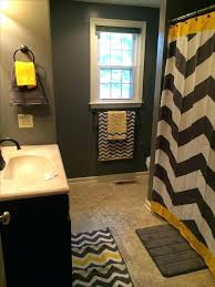 Yellow And Grey Bathroom Ideas Yellow Bathroom Decor Grey White And Yellow Bathroom Ideas Best