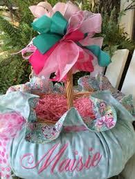 custom easter baskets amazing burlap custom easter basket by cindyjaegerdesigns