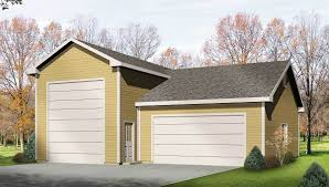 rv garage plan 2263sl architectural designs house plans